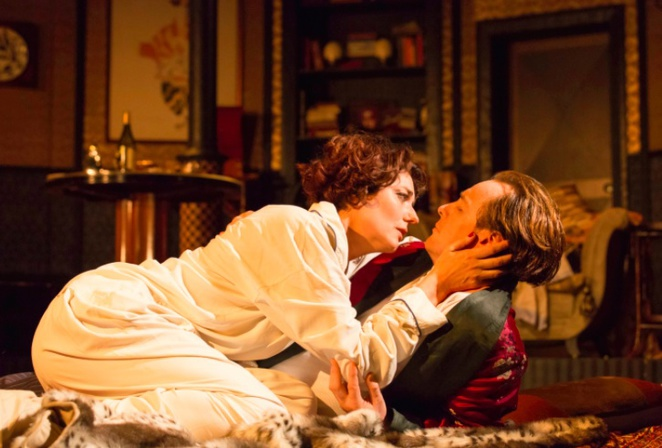private lives, gielgud theatre, toby stephens