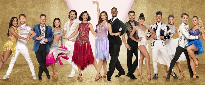 Strictly come dancing live tour, arena birmingham