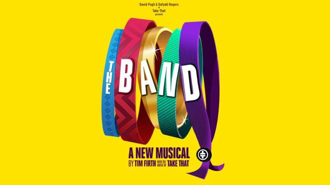 The band, take that musical, tour, Birmingham hippodrome