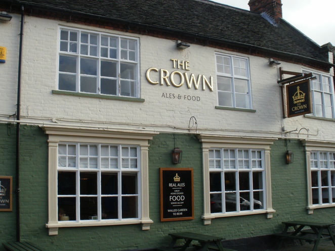 The Crown, Alrewas