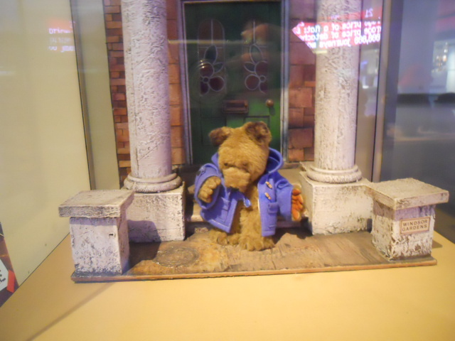 a bear called paddington, museum of london