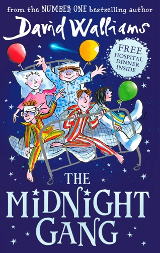 David Walliams, The Midnight Gang, Birmingham Symphony Hall, Childrens' Fiction, Comedy, Book Launch