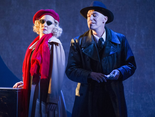 Figaro gets a divorce, welsh national opera