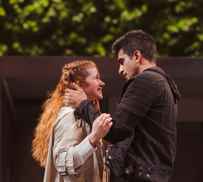 Romeo and Juliet, RSC, Erica Whyman director, Bally Gill, Karen Fishwick