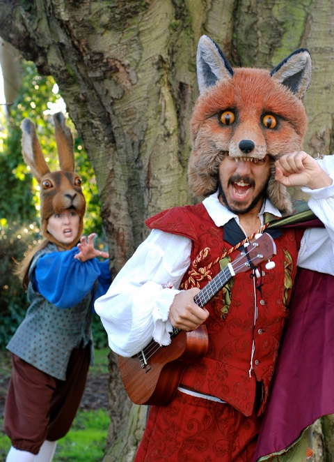 The Fabularium, Reynard the Fox