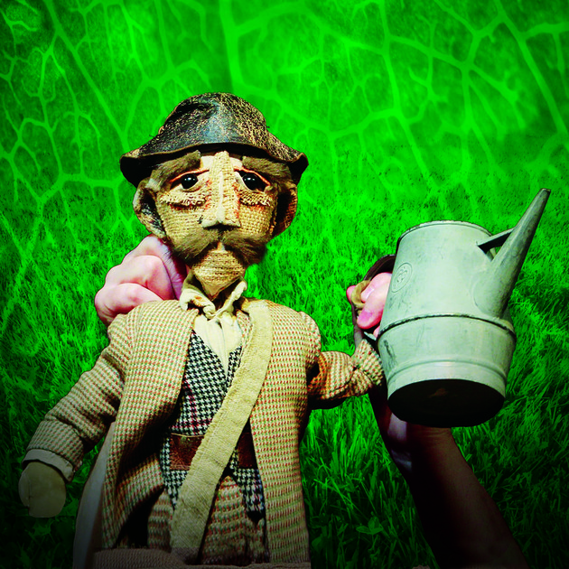 the man who planted trees, southbank centre, puppetry