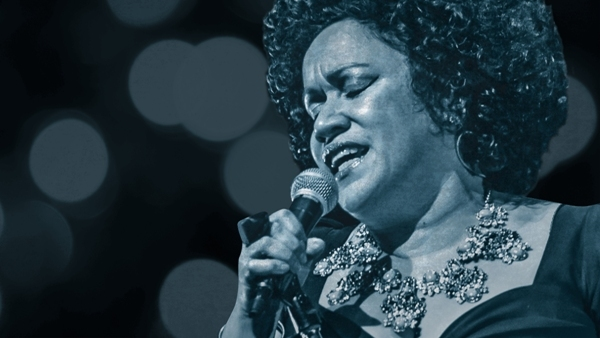 At Last The Etta James Story, Vika Bull, Birmingham Town Hall
