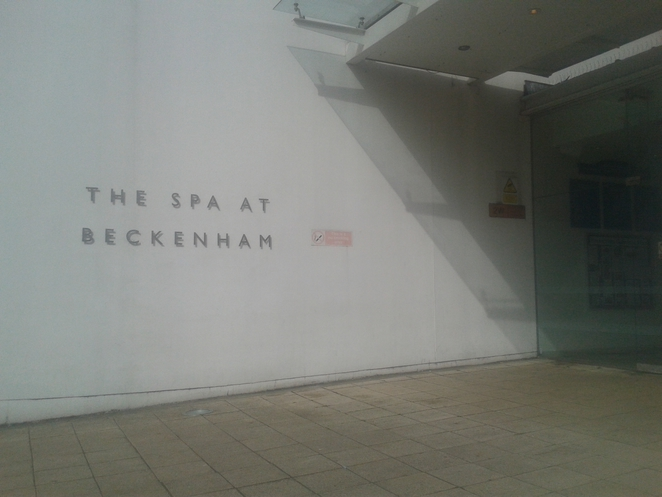 Beckenham Spa, gym, public gym, swimming pool