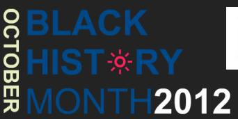 Black History Month October UK Africa London