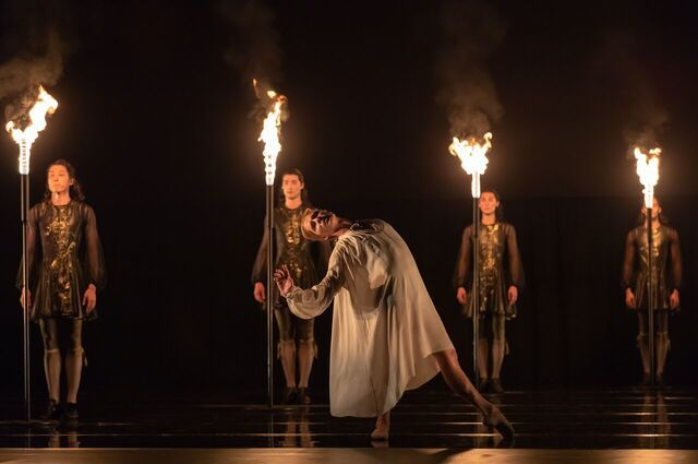 Brb fire and Fury, birmingham royal ballet, the king dances, Ignite