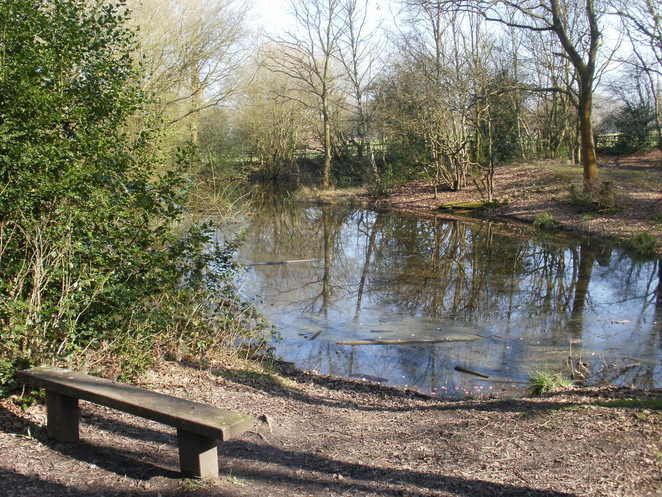 Hodge Lane Local Nature Reserve