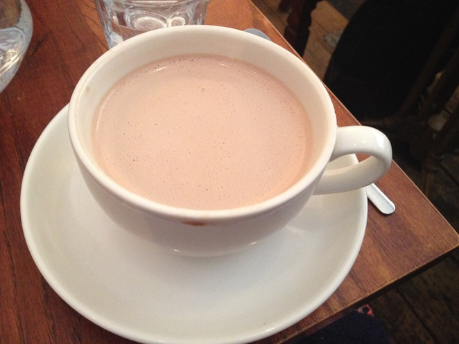 hot, chocolate, oxfork, oxford, drink, cafe