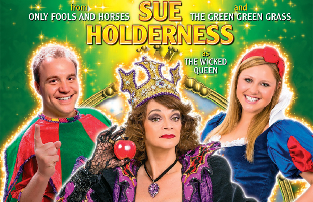 Snow White and the Seven Dwarfs, Only Fools and Horses, Marlene, Basil Brush