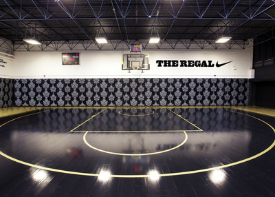 the regal, basketball centre