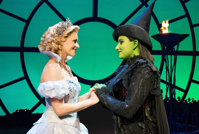 Wicked, tour 2018, Birmingham hippodrome