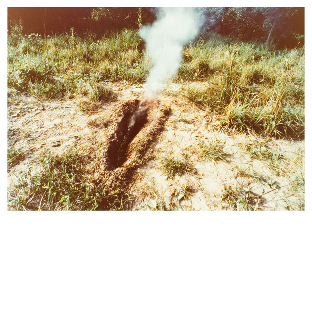 ana mendieta, traces, southbank centre