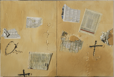 Anonti Tapies, timothy taylor gallery