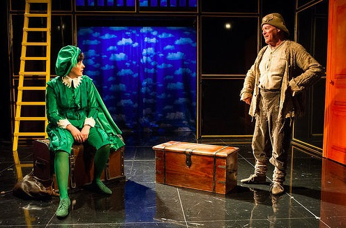 arcola theatre, don gil or the green breeches, punishment without revenge, a lady of little sense, spanish golden age