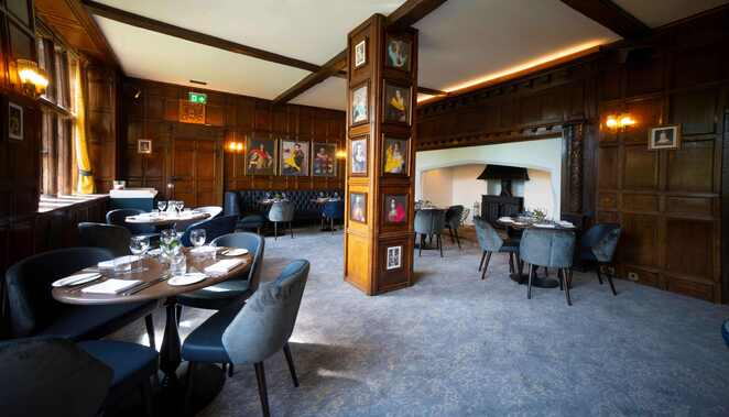 Billesley Manor and Spa, Stratford upon Avon, review