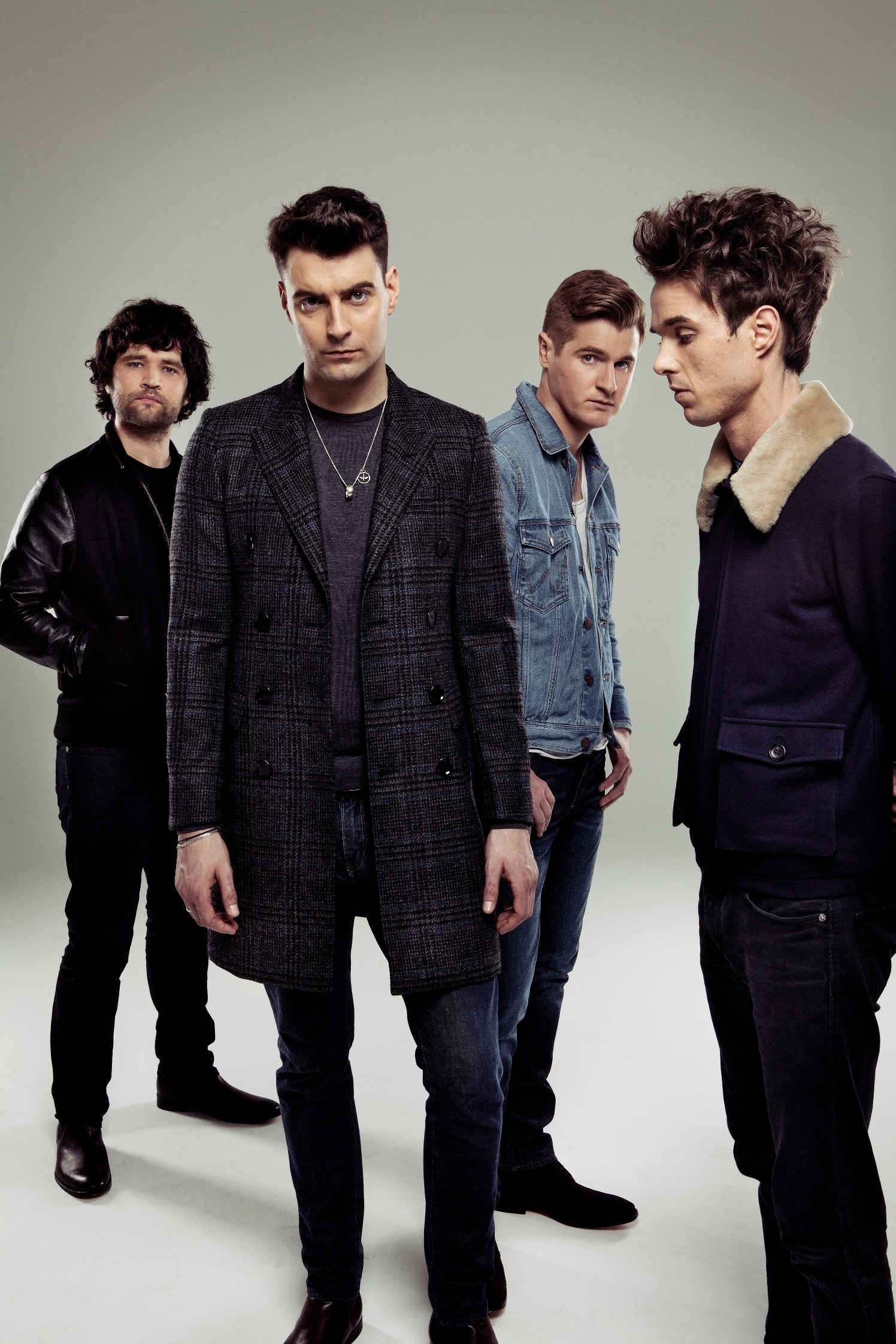 Courteeners Tour The Uk Manchester