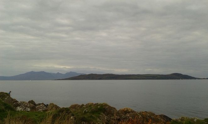 isle cumbrae millport cycling