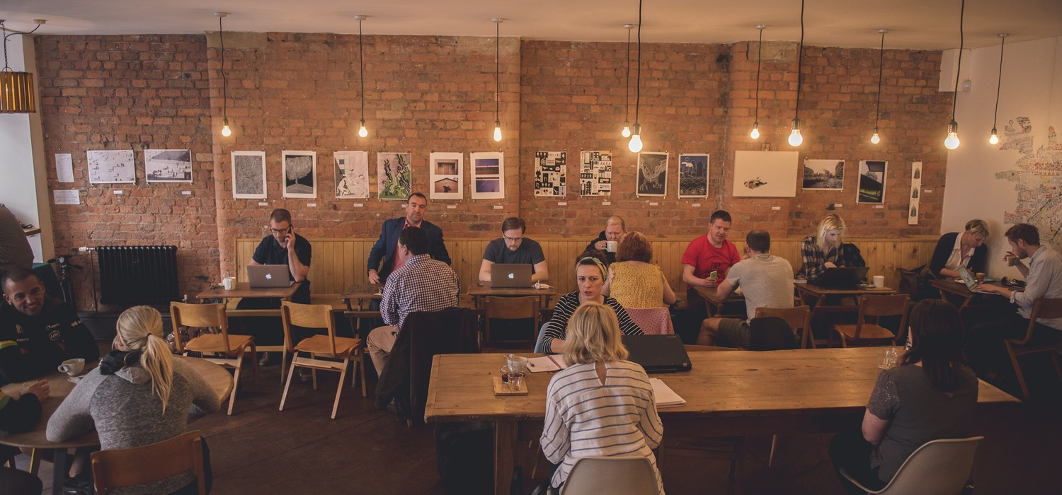 Top Coffee Shops In Manchester Manchester