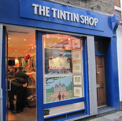 Tin Tin Covent Garden