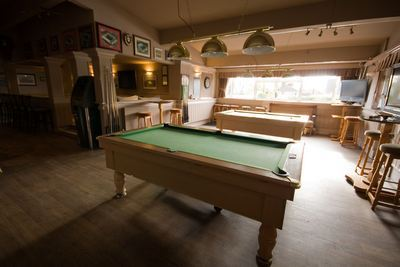 Bar, Pool Tables, the Stirrup Cup, Barton Segrave, Kettering