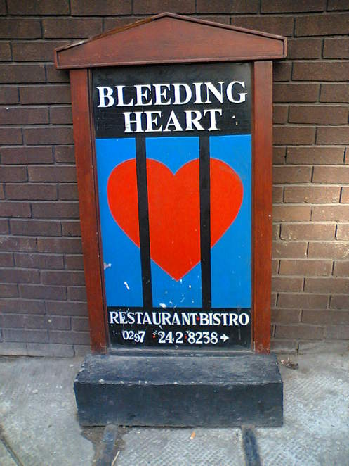 Bleeding Heart (sign)