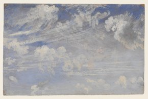 constable, clouds, the making of a master, victoria and albert museum, john constable