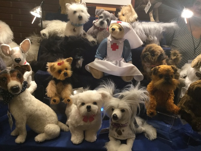 hugglets, teddies, winter fest, jcw bears & furry friends