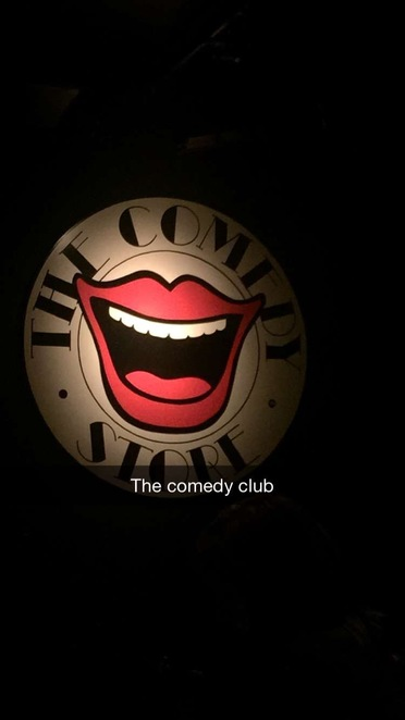Piccadilly London Comedy store fun adult things to do evening