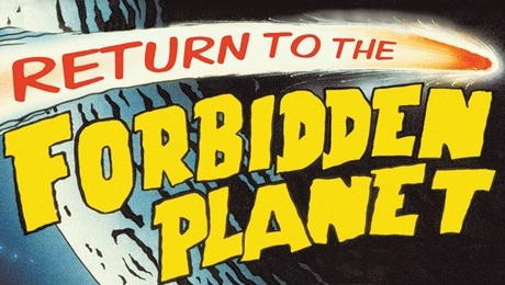 Return to the Forbidden Planet, Birmingham, New Alexandra Theatre