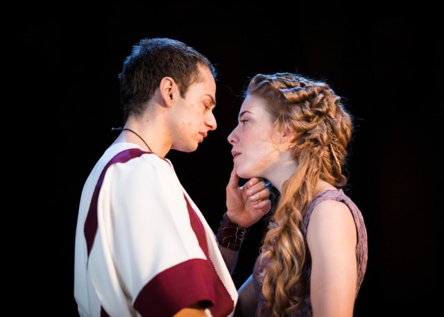 Rome Season, RSC, Julius Caesar, Photo credit Helen Maybanks