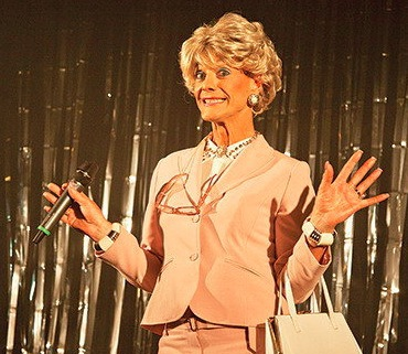 sheila simmonds, the quest for the golden name badge, leicester square theatre