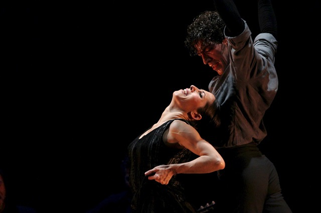 Ana Morales, Flamenco dancer, Reunion, Birmingham, Flamenco edition, dancexchange, David Coria