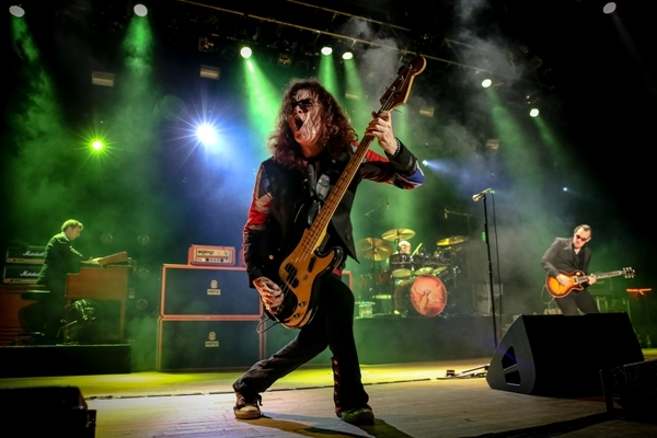 Black Country Communion, Glenn Hughes, Joe Bonamassa, Jason Bonham, Derek Sherinian, Wolverhampton Civic Hall, London Hamersmith Apollo, Review, Setlist