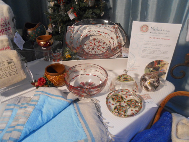 eden crafts, kingston, gift fair, malulu, recycled, eco-friendly