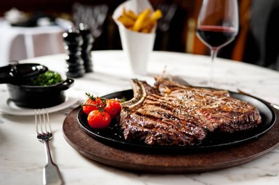 gillrays, steakhouse, london's best steakhouse