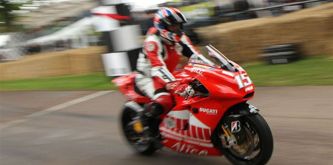goodwood, festival of speed, motororbike