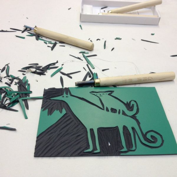 Learn Two Printmaking Techniques