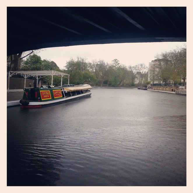 Little Venice, London breaks, Waterside cafe