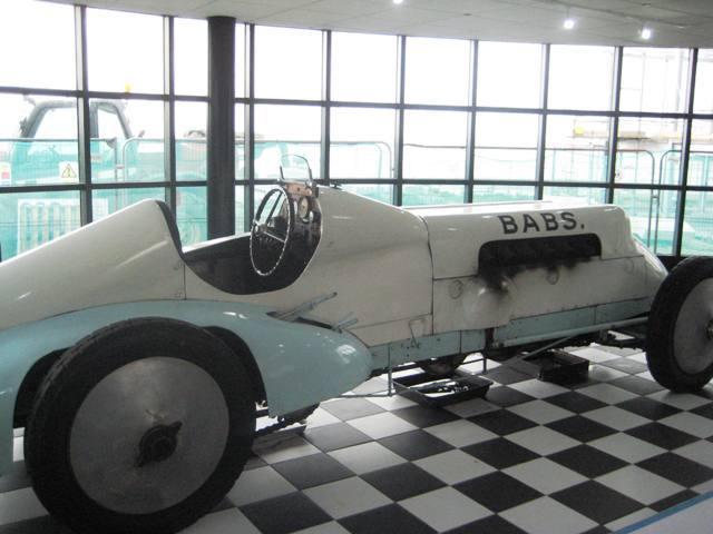 pendine sands, museum, top motorsport museums to see