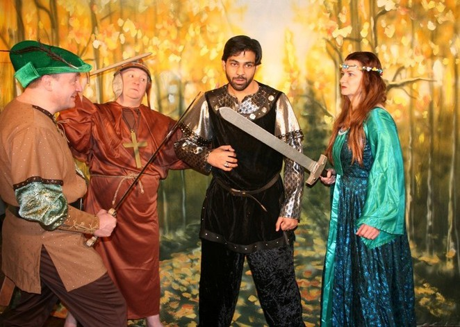 Robin Hood, Tamworth Assembly Rooms, summer programme