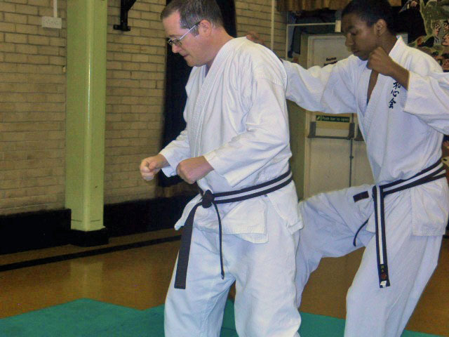 south mitcham Community Centre, karate, btka, british traditional karate association