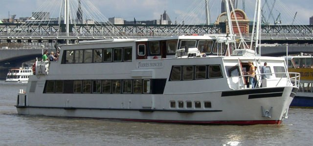 thames princess, thames river cruises