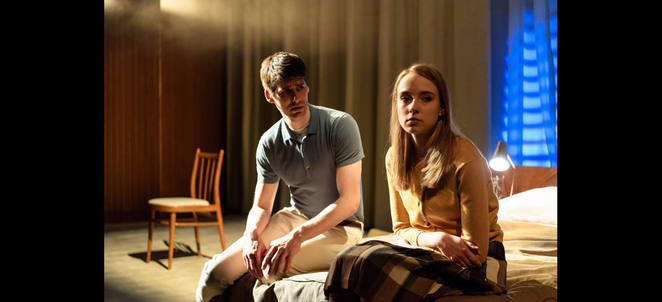 The Graduate, UK tour, review, Catherine McCormack