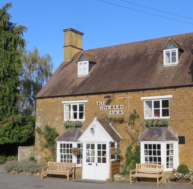 The Howard Arms, Ilmington, Stratford upon avon, best pubs in England