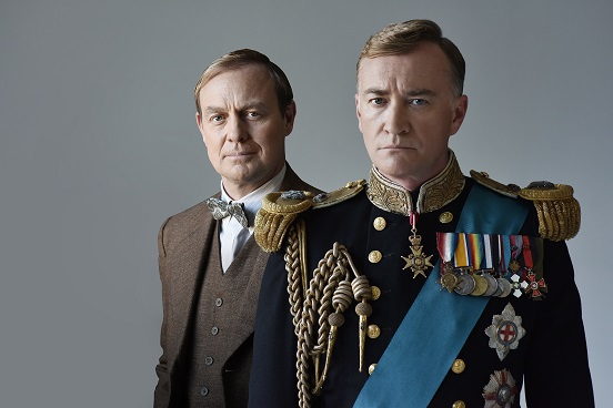 The King's Speech, Birmingham Rep, Jason Donovan, Raymond Coulthard