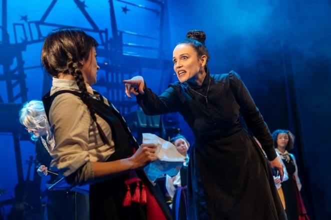 The Worst Witch at Birmingham Hippodrome